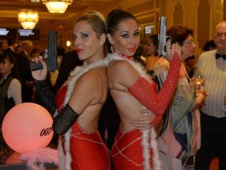007 CASINO FEVER – this is the most charming event theme you will ever see