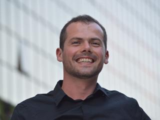 Druming Facilitator and Event Planner Peter Bartusek